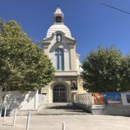 Sanctuaire de l'Immaculée Conception à Toulon